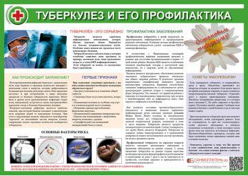 Санбюллетень Туберкулез и его профилактика