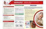 Санбюллетень Инфаркт. Симптомы, признаки, профилактика и первая помощь