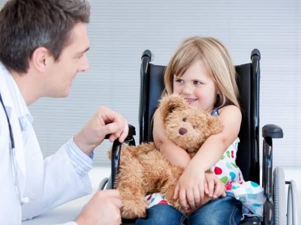 Ребенок инвалид это